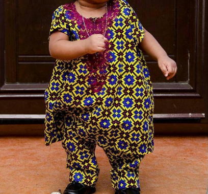 ankara styles for baby boy 010