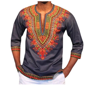 Dashiki for Men: 2018 Styles You'd Love to See