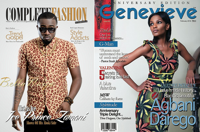 nigerian fashion magazines