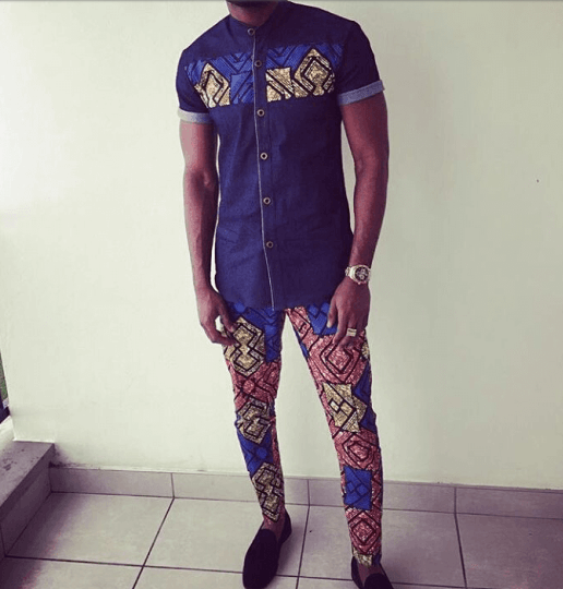 ankara styles for men 07