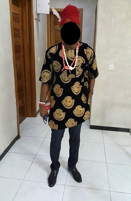 traditional clothing for igbo men 11