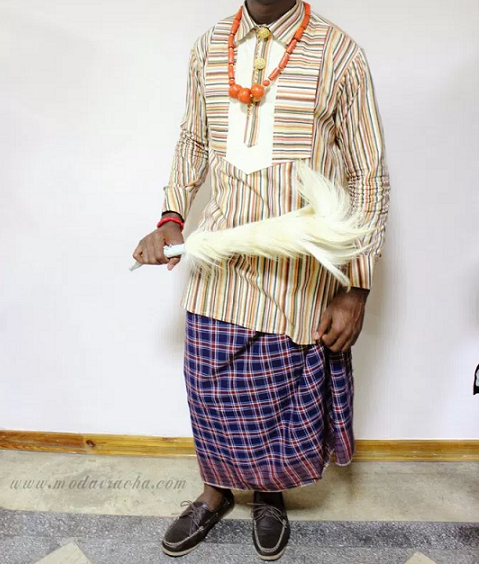 traditional clothing for igbo men 7