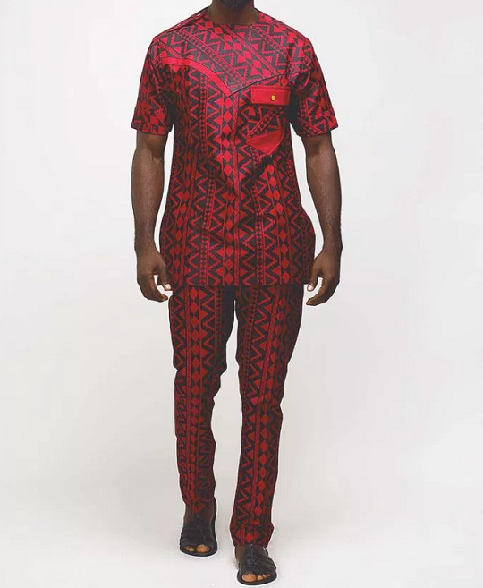 ankara shirts for guys men 01