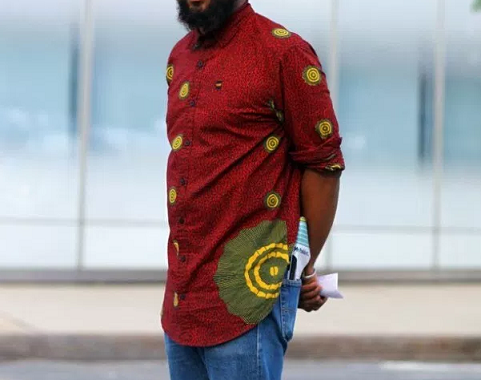 ankara shirts for guys men 02