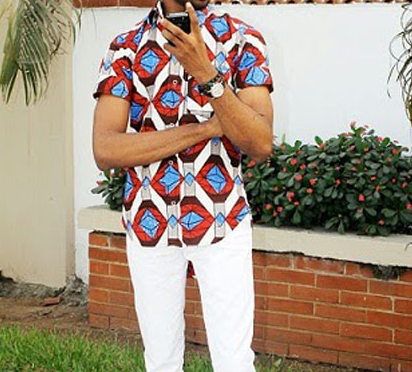 ankara shirts for guys men 13