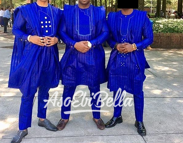aso ebi styles for men guys 10