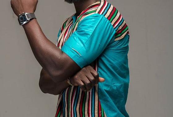 ghanaian batakari style men