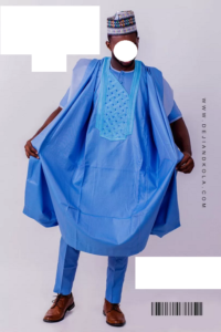Hausa Men's Fashion Styles & Attires [2018 Collection]