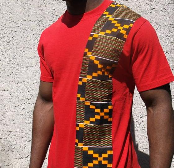 kente styles for men