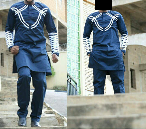 Nigerian Native Dress Styles For Men September 2020