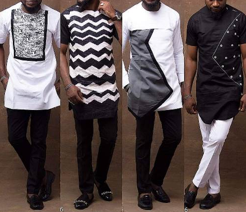 nigerian native dress styles for men 01