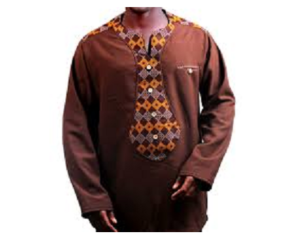 South African Men's Traditional Shirt Styles