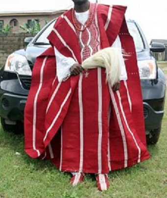 yoruba men traditional attire