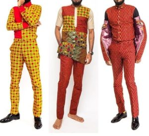 45 Latest Ankara Styles for Men & Guys ([month])