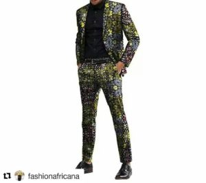 30 Ankara Jacket Styles for Men (2019)