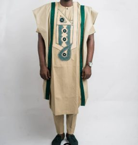 Agbada Embroidery Designs for Nigerian Men ([month])