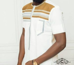 Nigerian Native Wear Designs for Men & Guys (November 2018)