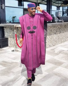 Picture of ebuka's Agbada