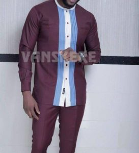 Nigerian Men's Fashion Catalogue: ([month] Styles)