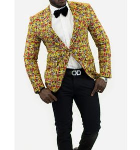 Ankara Blazers for Men and Guys ([month])