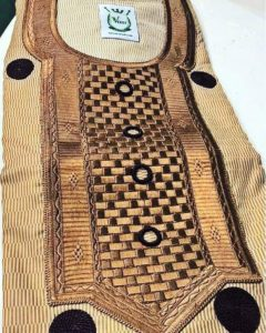 Agbada Embroidery Designs for Nigerian Men
