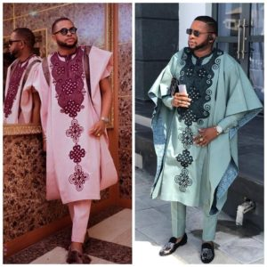 10 Agbada Pictures That Will Wow You (2018)