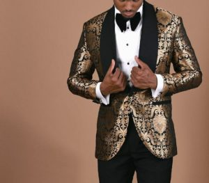 50 Nigerian Wedding Suits for Grooms and Groomsmen (2018)