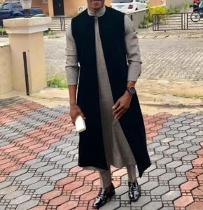 20 Nigerian Men's Kaftan Styles and Designs