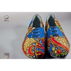 Ankara Shoes 18