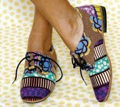 Ankara Shoes 26
