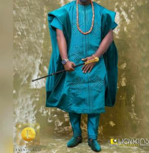 100+ Latest Agbada Designs & Styles for Men ([month])