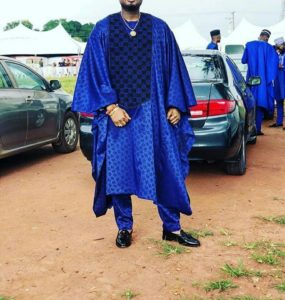 100+ Latest Agbada Designs & Styles for Men [June 2019]
